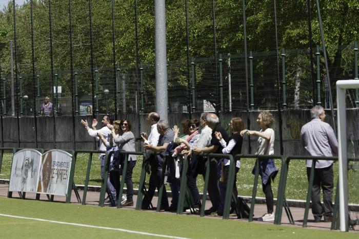CD Laudioko gazteek lortu dute sailkapena Euskal Ligako play-offak jokatzeko - 46