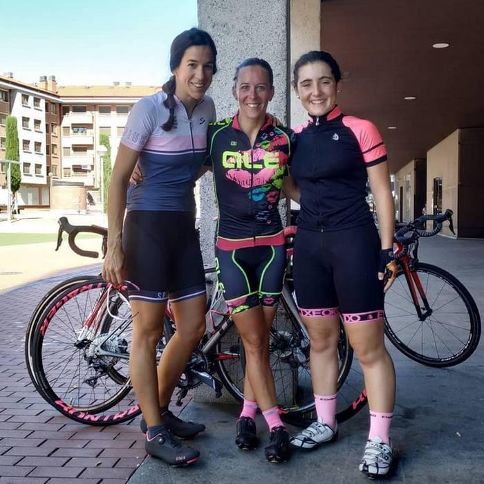 Aiara Women In Bike: Txirrindularitzan eskualdeko emakumeen partaidetza sustatzeko ekimena