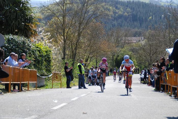 Ivan Romeok eta Olatz Caminok irabazi dute Aiara Birako aurtengo edizioa - 90