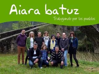 Iraida Saenz de Lafuente izango da Aiara Batuz-en zerrenda burua