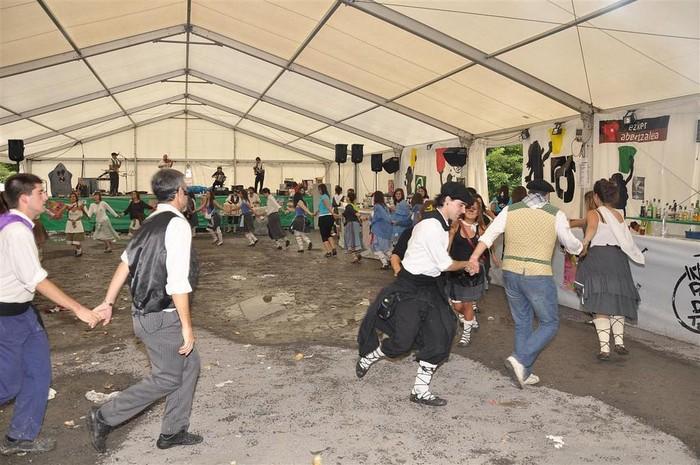 Laudioko Jaiak 2011: Berakatz eguna 1 - 11