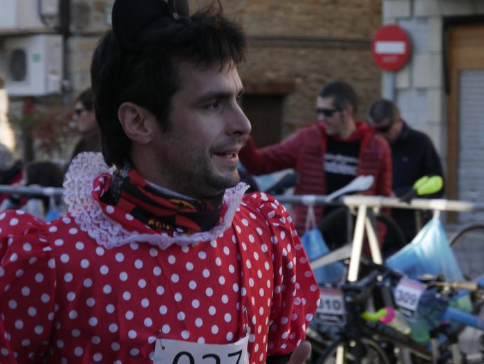 Ander Ganzabalek irabazi du San Silbestre lasterketa jendetsua - 57