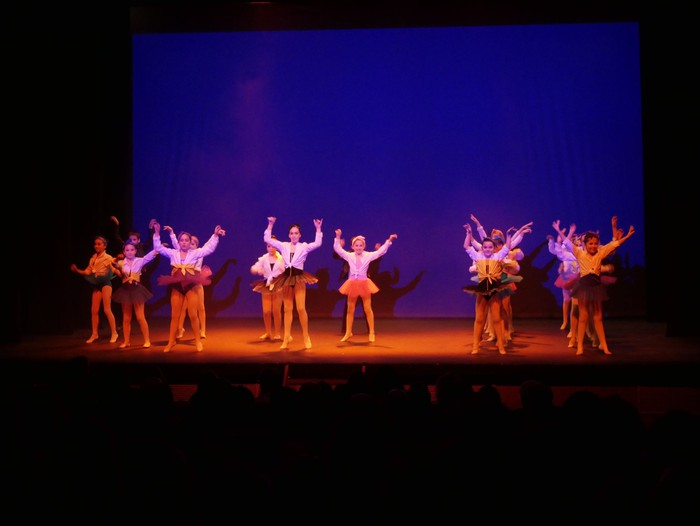 Ballet gala, San Fillippo sindromearen alde - 29