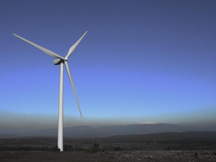 Ganekogortan zentral eoliko bat eraikitzeko tramitazioa hasi da