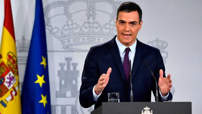 Funtsezkoa ez den jarduera ekonomiko oro gelditzeko aginduko du Espainiako Gobernuak