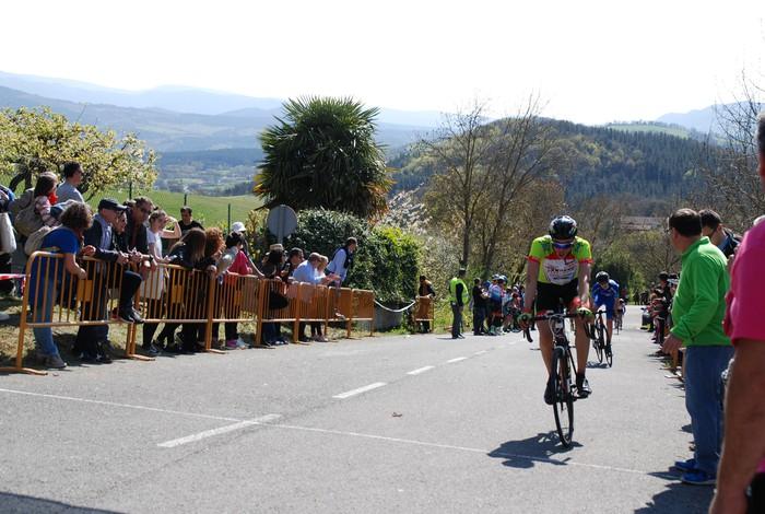Ivan Romeok eta Olatz Caminok irabazi dute Aiara Birako aurtengo edizioa - 95
