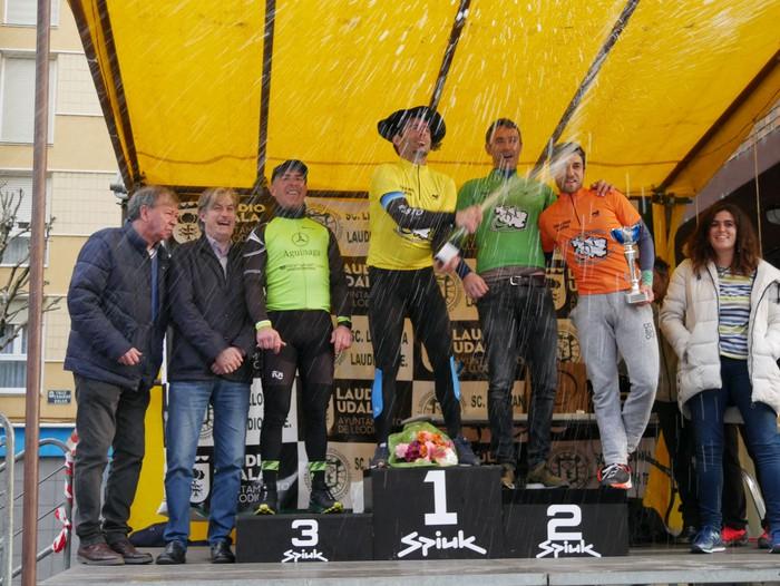 David Bustok irabazi du Laudioko XI. Master Klasikoa - 2