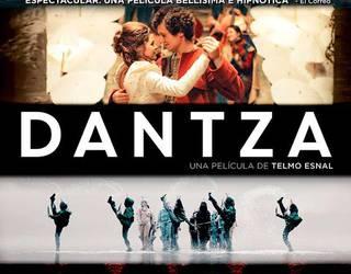 """""""Dantza"""" filma ikusteko sarrera bikoitza"""