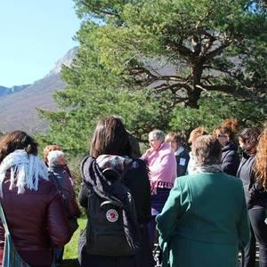 Santurtziko eta Urduñako lehen sektoreko emakumeek topaketen lehenengo txanda egin dute