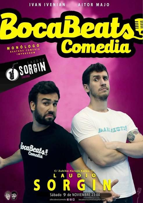 Boca Beats eta DJ Markelin