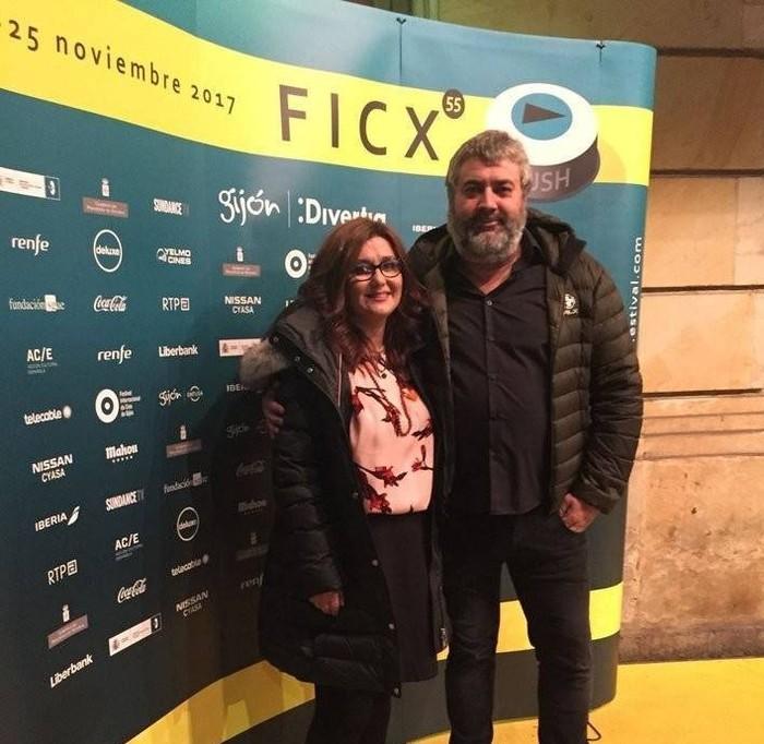 Movistar+ saria jaso dute Kepa Sojok eta Sonia Paciosek, filma labur bat grabatzeko