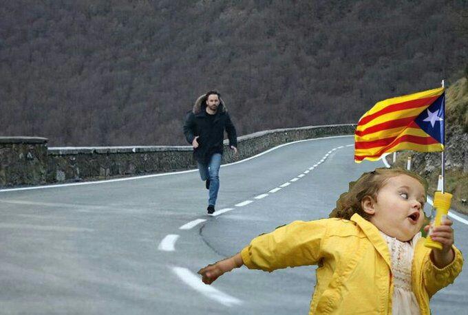 Birala bihurtu da Santiago Abascalek argitaratutako argazkia eta sare sozialetako erabiltzaile ugarik parodiatu dute - 4