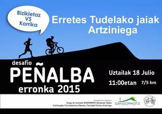 Peñalba erronka  2015