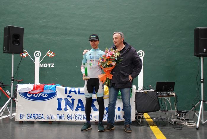 Ivan Bonillak irabazi zuen Aiarako Birako bigarren etapa - 11