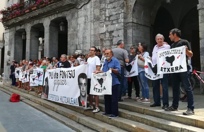 Pili Arzuaga eta Fontso Isasi duela 28 urte sakabanaketaren ondorioz hil zirela salatu dute - 3