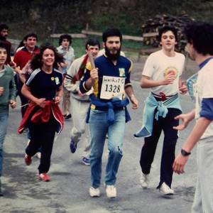 Korrika 2 (1982) Amurrio / Urduña