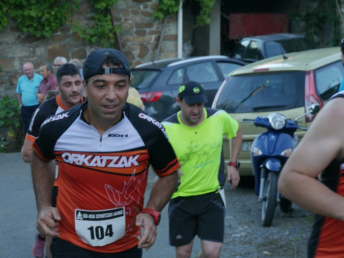 Felipe Larrazabal eta Maider Urtaran garaile San Joan Astobitzako krosean - 75